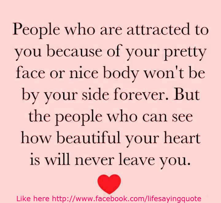 True Beauty Is More Than Skin Deep The Truth Love Husband Quotes