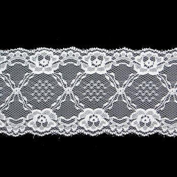 2 7 8 White Flat Nylon Lace Trim Nylon Lace Lace