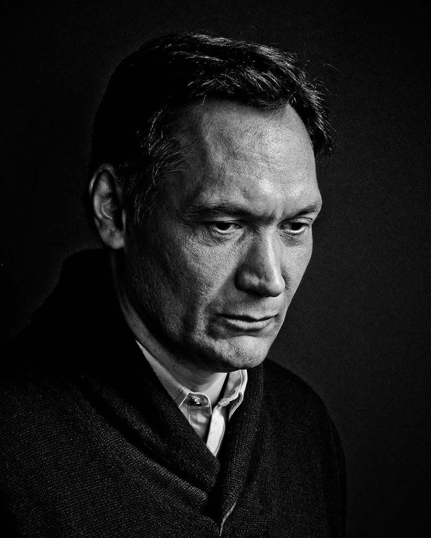 Black and white portrait photography l b celebrity portraits jimmy smits photo is