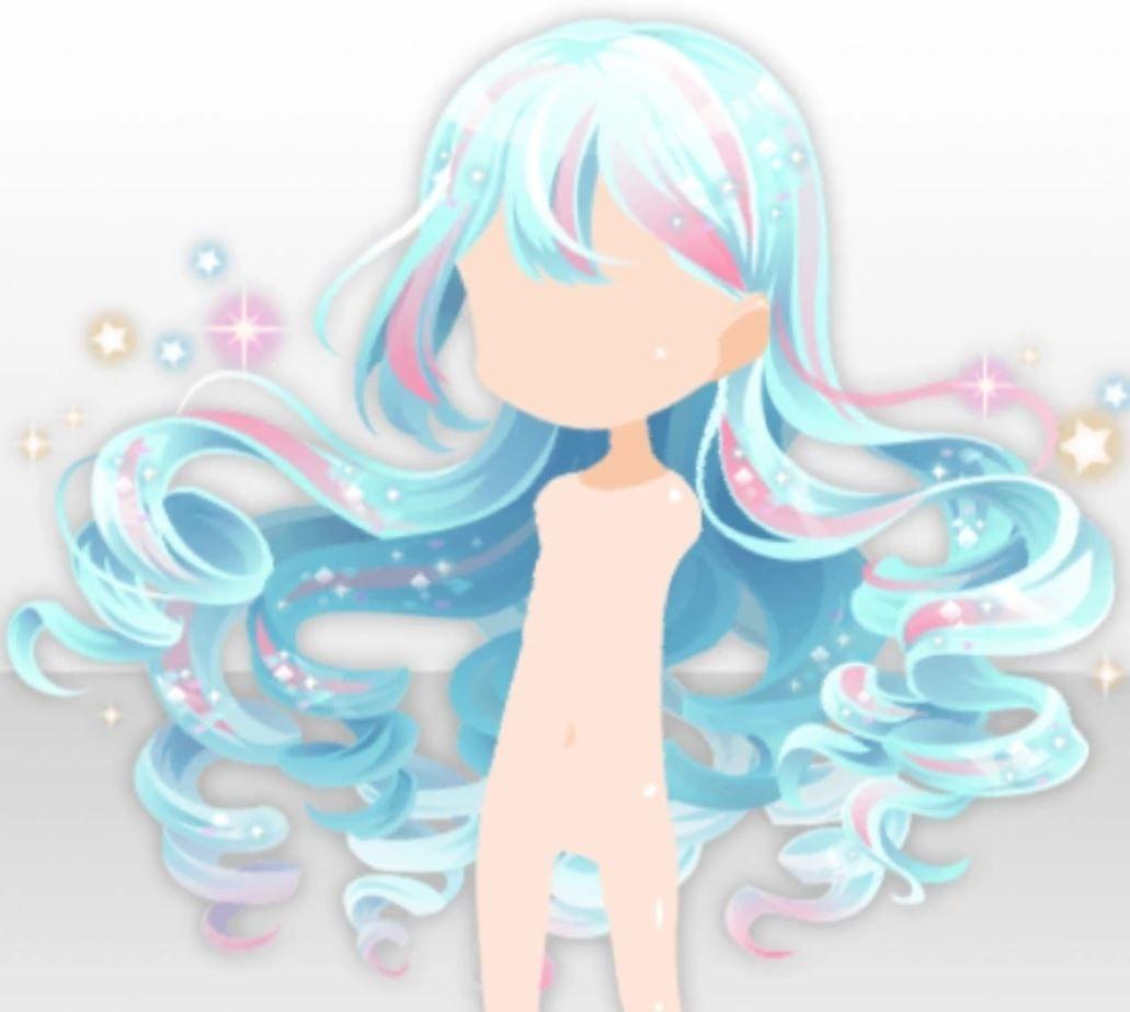 Pin By Tiashe Silverfox On Hair Style In 2020 Anime Hair Chibi Hair Anime Accessories