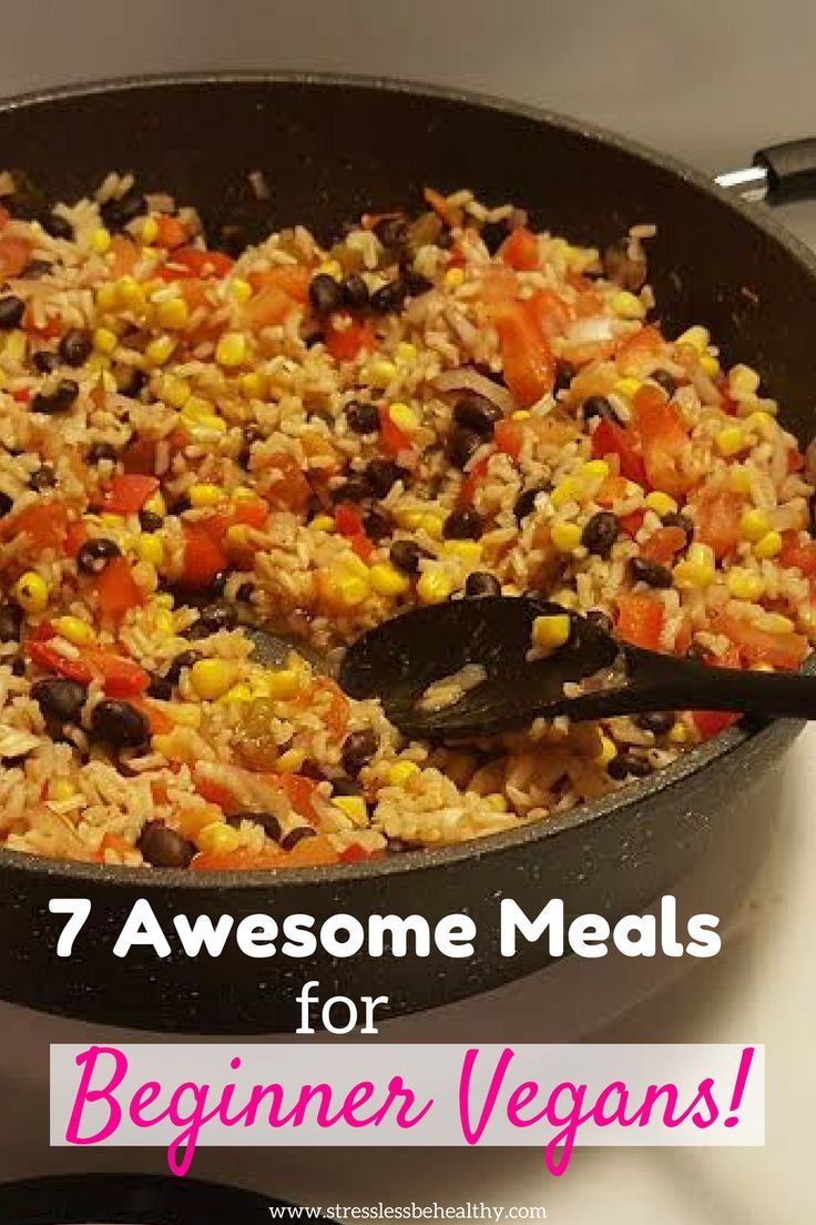 7 Easy Vegan Simple Recipes for Healthy Eating images