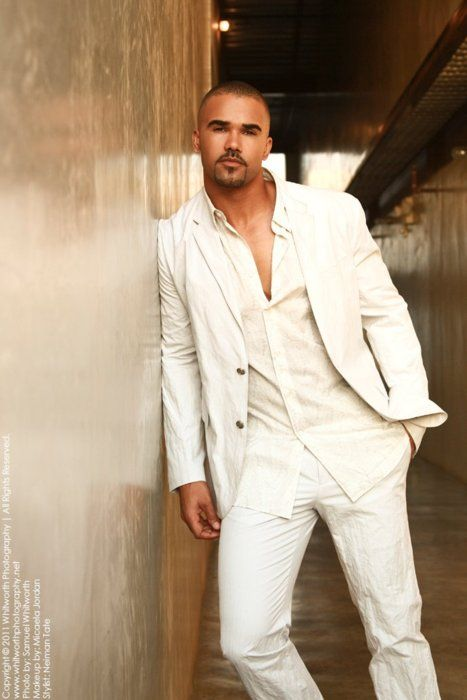 Shemar Moore good lord Marry me?!