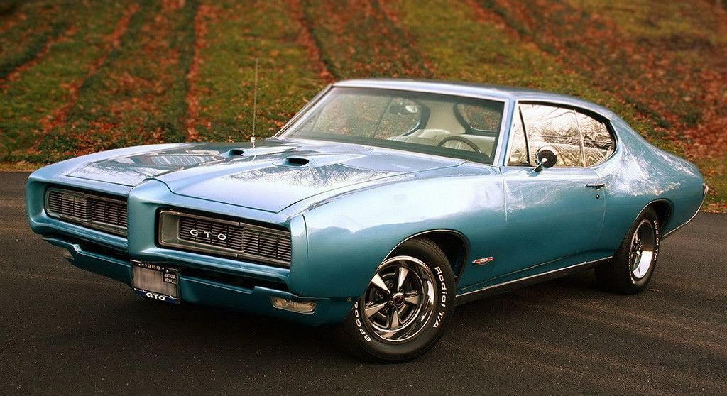 1968 Pontiac Gto Muscle Car Poster Sweet Rides Pinterest Cars