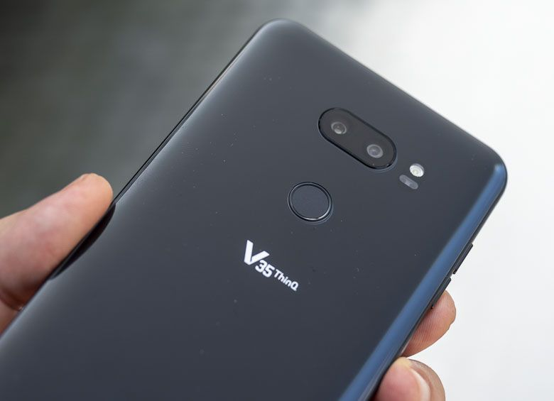 ICYMI: The LG V35 ThinQ is now receiving the Android Pie