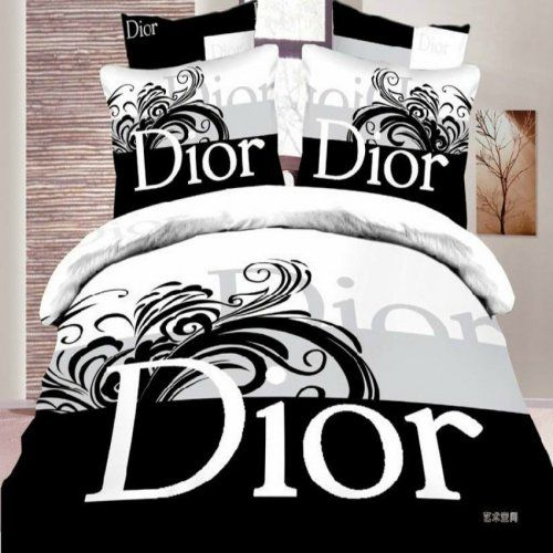 Dior Comforter Set Bedding Sets Chanel Inspired Room Designer