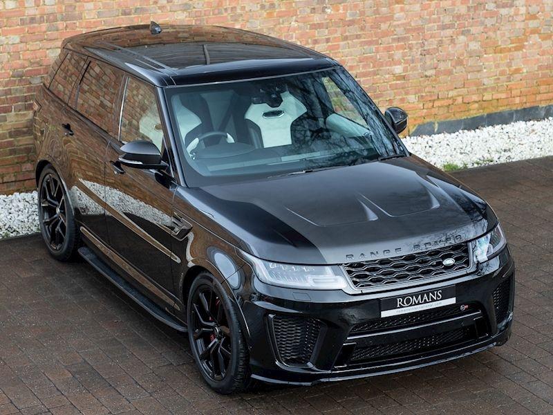 Range Rover Sport 5.0 SVR in 2020 Range rover sport