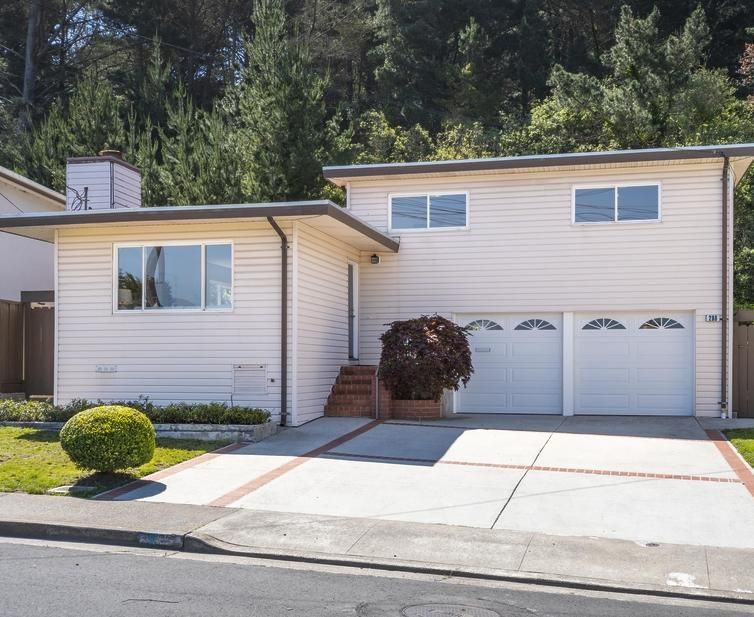 Price Point 998,000 in South San Francisco Garage