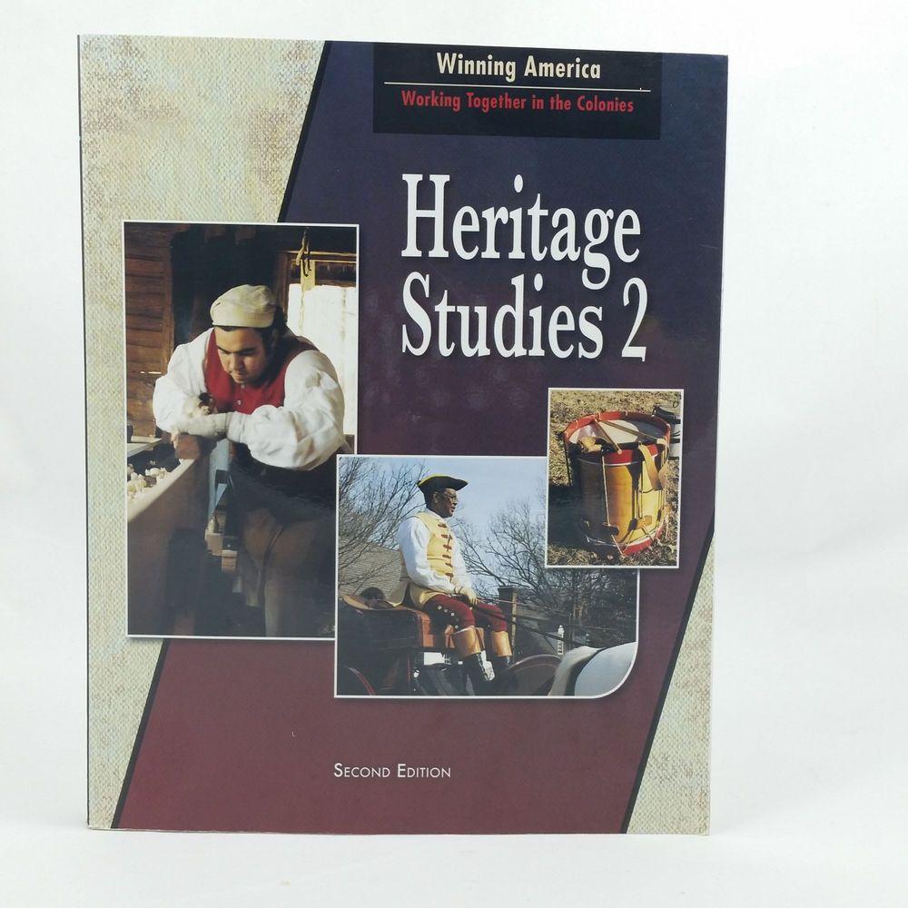 BJU Press Heritage Studies 2 Student Text