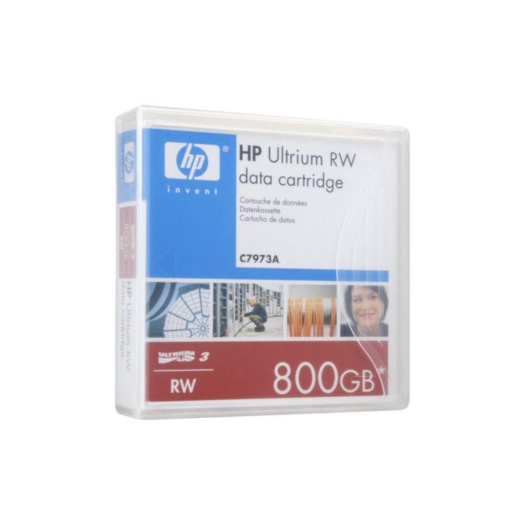 LTO3 Ultrium 800  De derde generatie HP Ultrium 3 800-GB RW data-cartridge biedt de hoogste capaciteit en de gunstigste kosten per GB van alle beschikbare tapetechnologieÃn dankzij de HP mediaspecificatie - de strengste standaard voor mediakwaliteit in de industrie.  EUR 32.99  Meer informatie