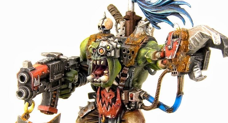 model for a warboss