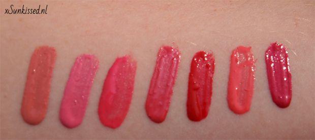 Lipfinity Lip Colour by Max Factor #18