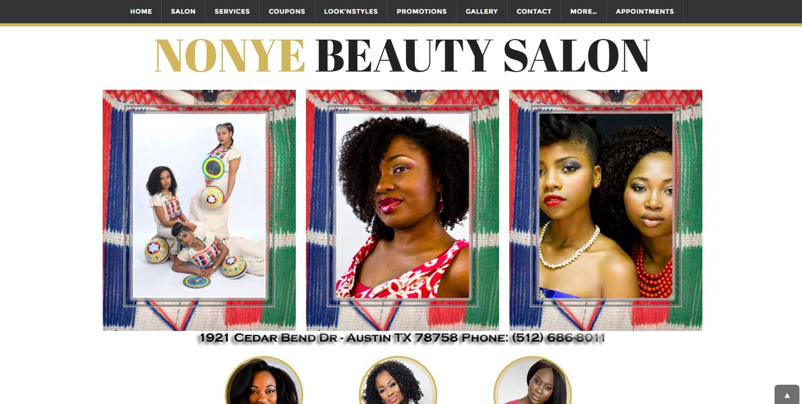 Nonye Hair Braiding 512 686 8011 Austin Tx 78758 Black Hair Salons Salon Services Hair Salon
