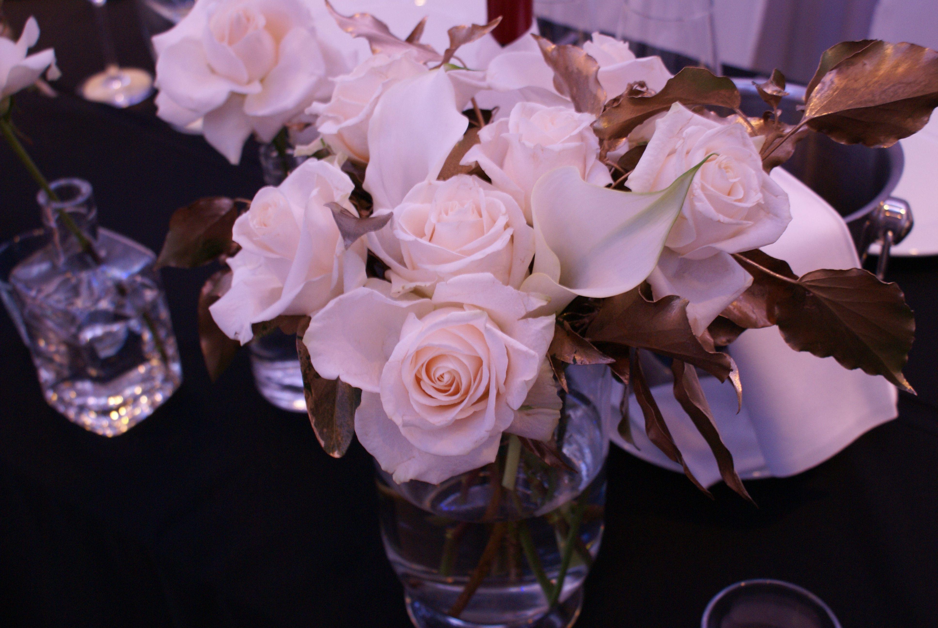 New Year S Eve Themed Wedding Sweet Hearts Table Novogodisnje Vjencanje Stol Mladenaca Bloom Flower Boxes Flowers