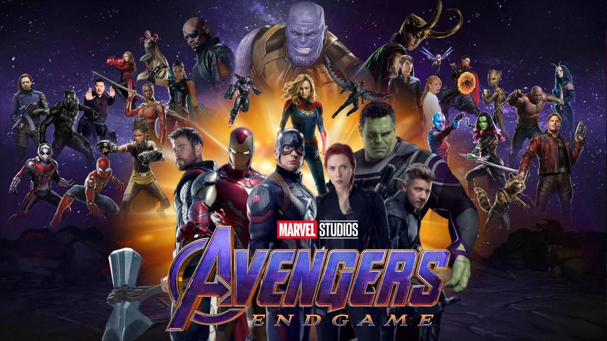 Avengers Endgame Desktop Wallpaper Hd By Joshua121penalba On Deviantart Avengers Pictures Avengers Avengers Funny