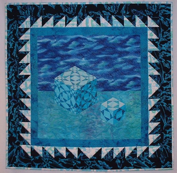 Storm At Sea Quilts