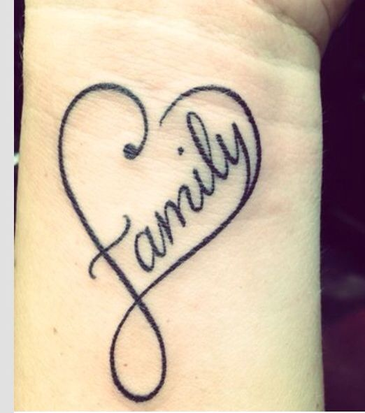 40 Powerful One Word Tattoo Ideas For Me Pinterest Tattoos