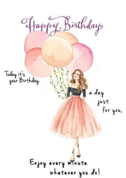 Birthday Ecards For Females Free Birthday Greetings Happy Birthday Ecard Free Birthday Stuff