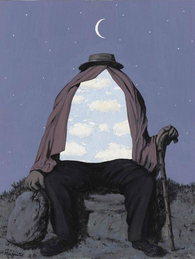 René Magritte Le Thérapeute 1962 Surrealism