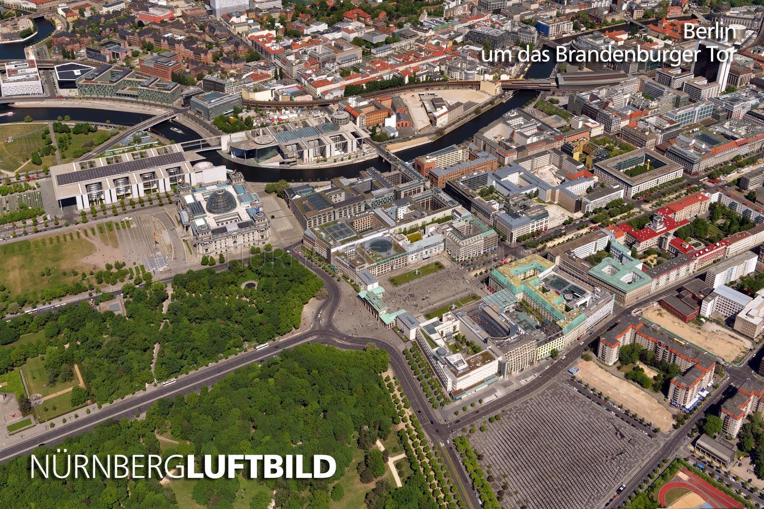 Brandenburger Tor Berlin Luftaufnahme In 2020 Berlin Brandenburger Tor Luftaufnahme