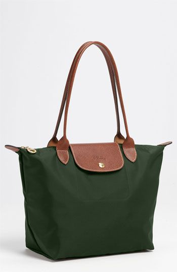 cb58f4f9e7 Longchamp Le Pliage - Medium Tote | Nordstrom I really want it in green or  pink! but dark blue, plum, or beige are cool too.