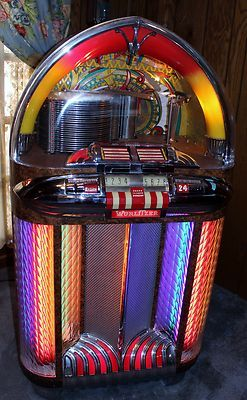 Beautiful 1947 Wurlitzer Jukebox in Excellent Condition | eBay | For