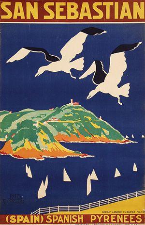 San Sebastian - 1930 - (Roberto K-Hito)