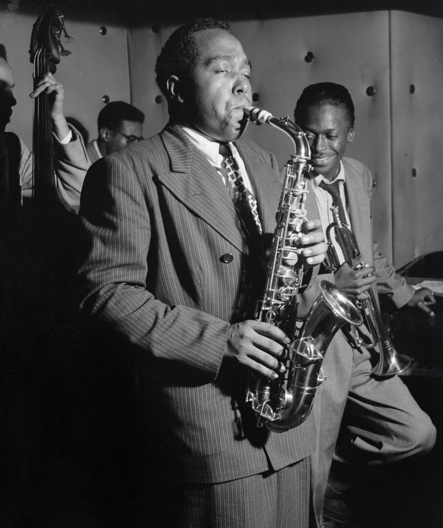 """charlie bird parker the man All photos from jay legendary trumpeter miles davis once told me (or rather he  growled at me) that """"the history of jazz can be told in four words."""