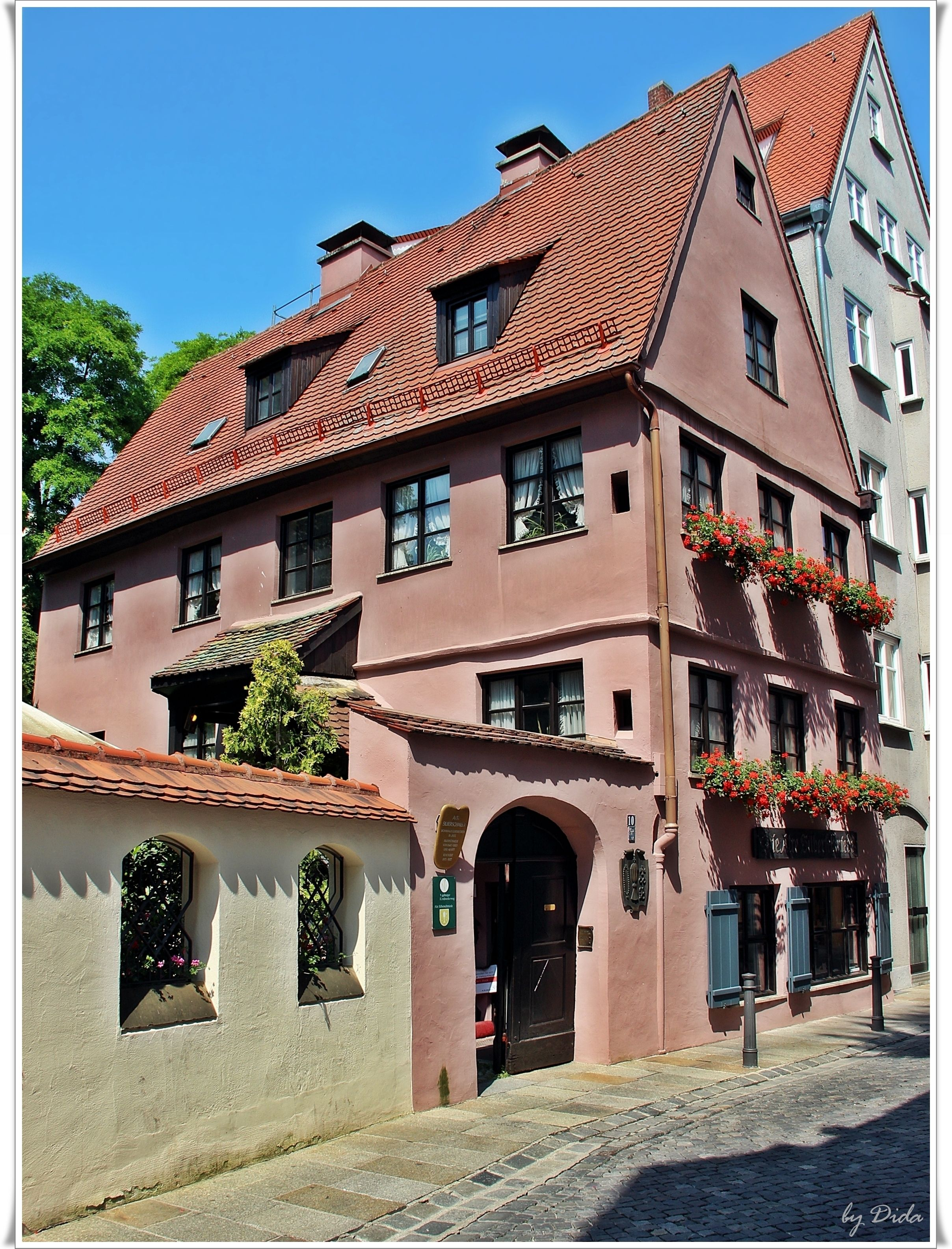 Alte Silberschmiede Augsburg