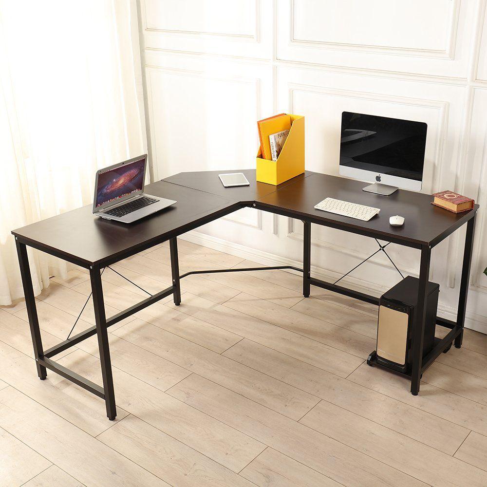 Corner Desk Saves So Much Room. In 2019
