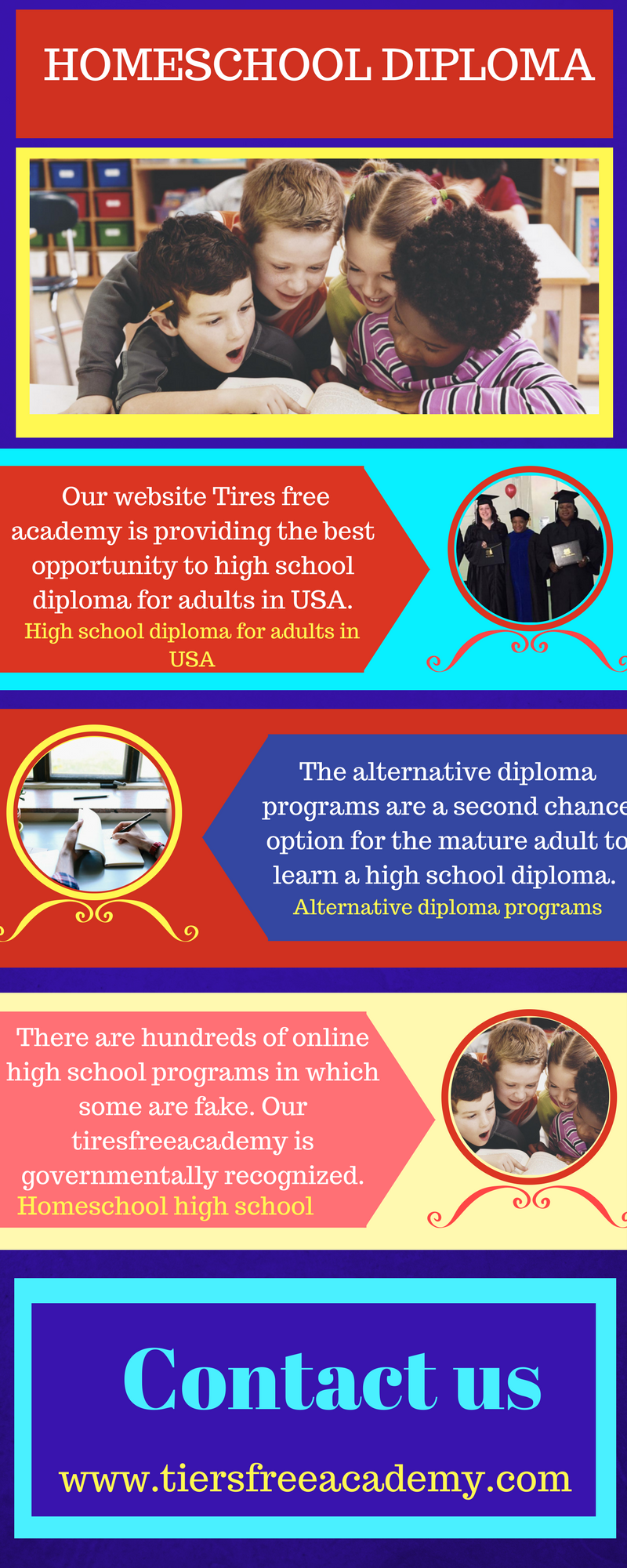 Are you looking for an affordable online high school program? We provide  cheap high school