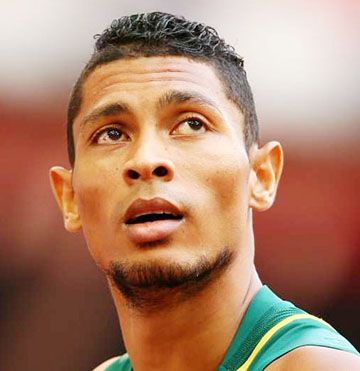 Wayde van Niekerk Profile, BioData, Updates and Latest Pictures | FanPhobia…