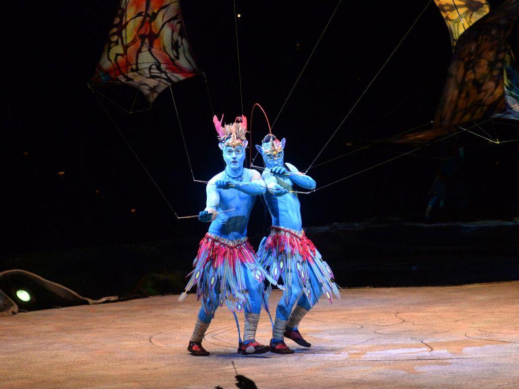 Costume Design of Cirque du Soleil\u0027s Toruk , Tyranny of Style