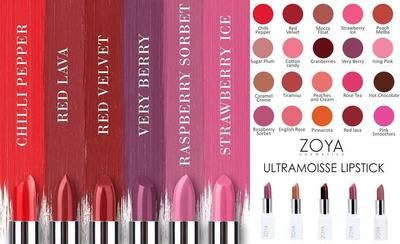 ZOYA] Indonesian Halal Makeup and Cosmetics Brands  **not to