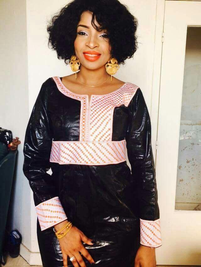 Malian fashion bazin malifashion bazin - Pinterest mode femme ...