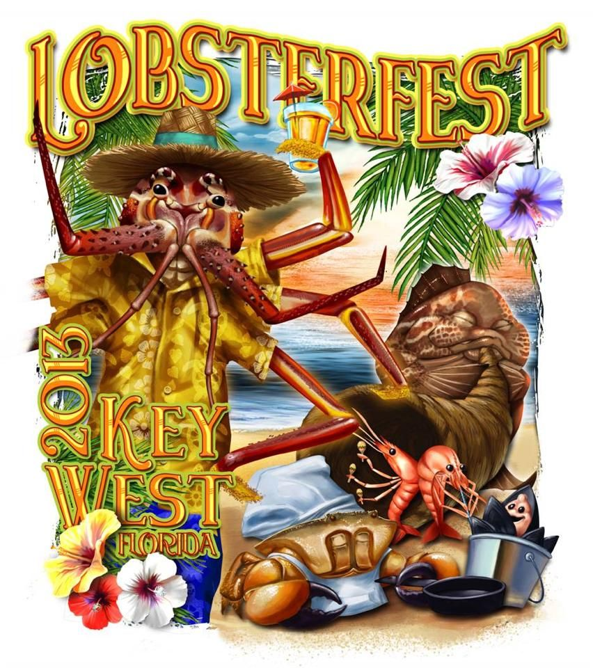 Lobsterfest 2013 in Key West