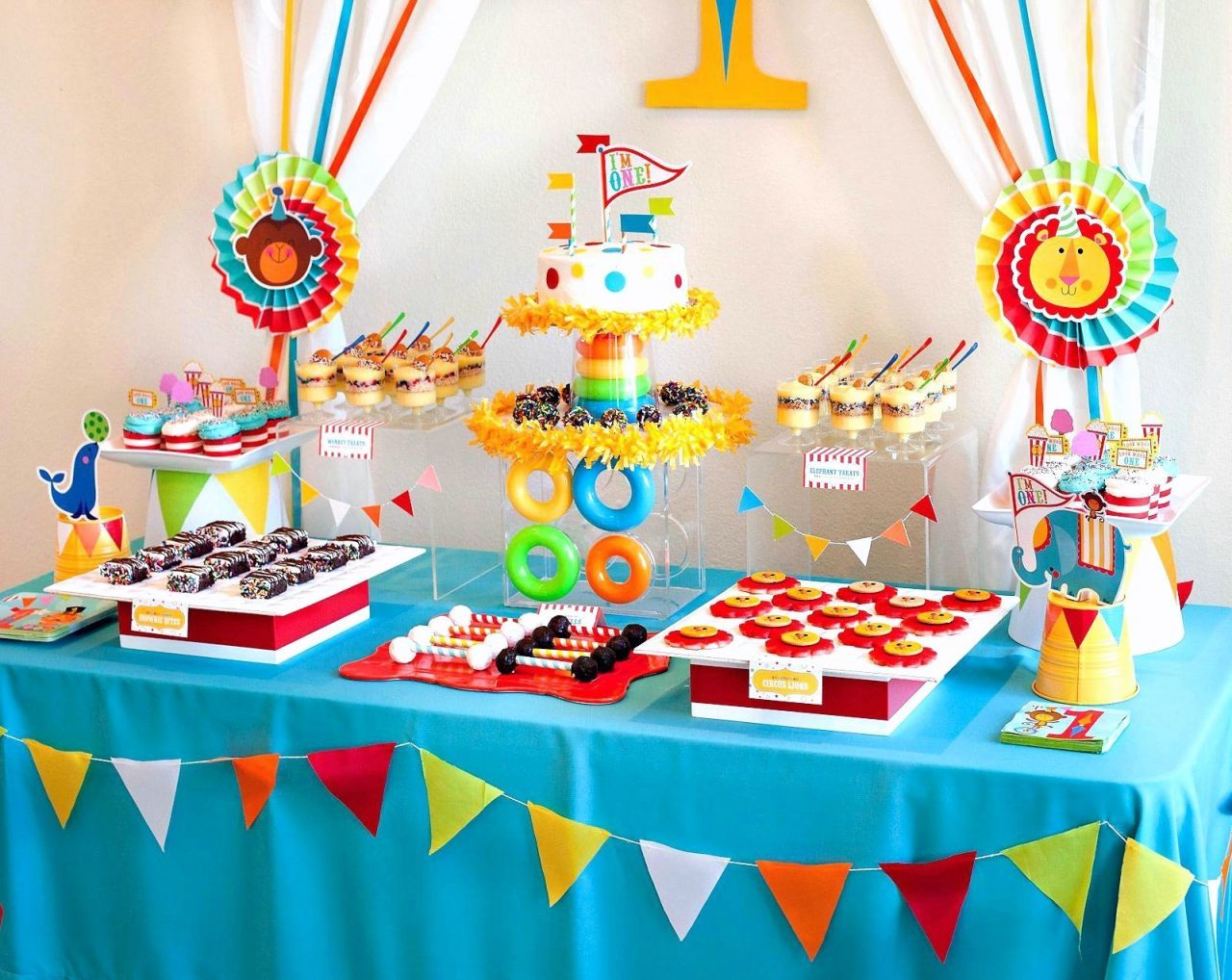 90 Awesome Simple Birthday Decoration Ideas At Home For Baby Boy