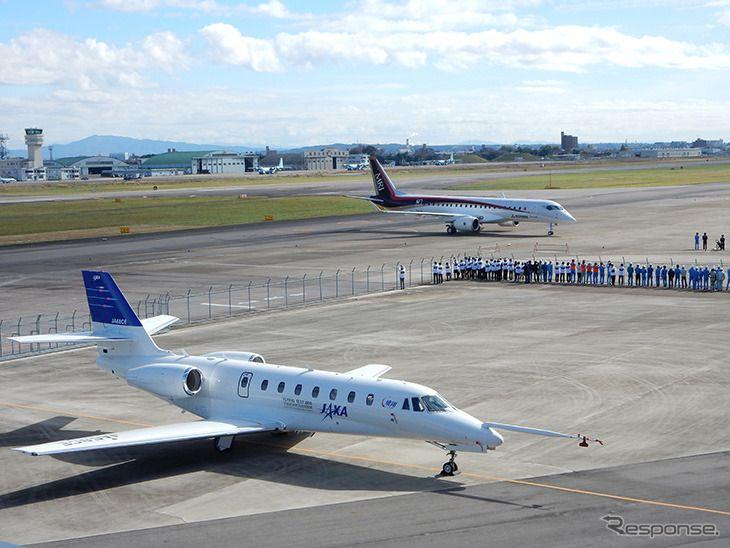 Mrj初飛行 Jaxa協力 Jet Airplane Airplane Jet Aircraft