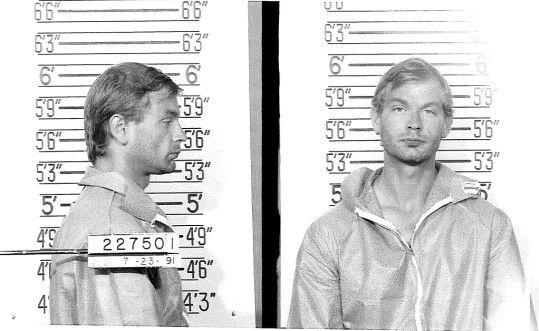 Jeffrey Dahmer mugshot | JD | Pinterest | Jeffrey dahmer