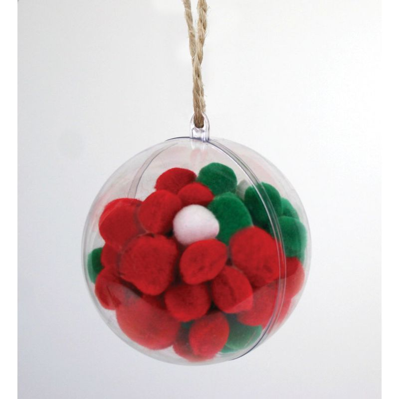 Hobbycraft small fillable baubles 6 pack hobbycraft snowglobes shop christmas craft supplies at hobbycraft find easy to make christmas craft ideas and handmade christmas gift inspiration solutioingenieria Images