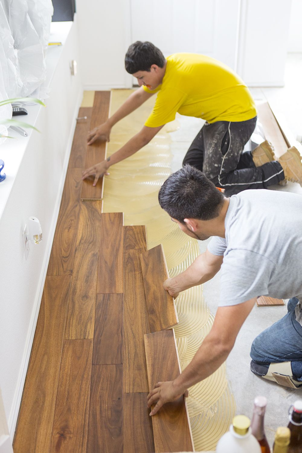 How To Install Engineered Hardwood Floors Installing