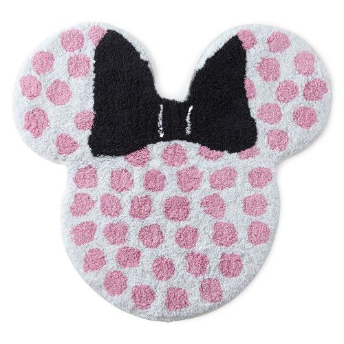 Minnie Mouse Bathroom Rug Minnie Mouse Decorative Bath