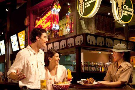 Night Safari - Dining - Chang Chawang Bar