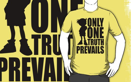 Only One Truth Prevails by Phox