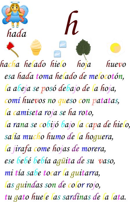Letra H Png Enseñanza De Las Letras Lectura De Primer Grado Lectura De Palabras