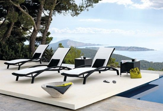 Exceptional Swimming Pool Furniture
