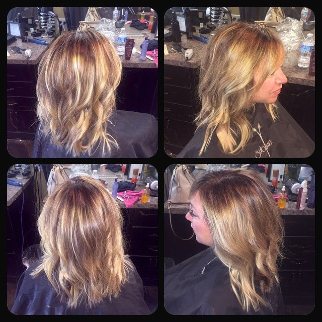 Beautiful cut and color by @meagansublimehair #haircut #haircolor #hair #love #amazing