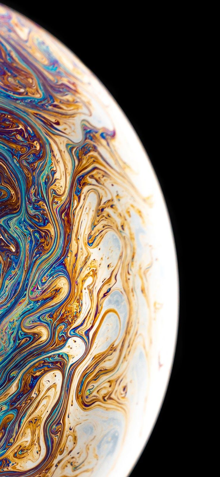 Abstract Bubble Iphone X Phone Wallpapers X Sfondi Per Iphone