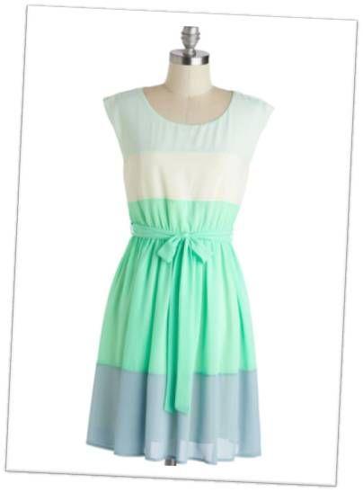 Backyard Party Dress