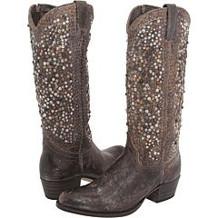a51d3c861a7 I would wear these every day! I love me some sparkly cowboy boots ...
