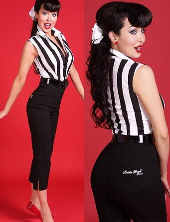 Image result for Rockabilly Clothing